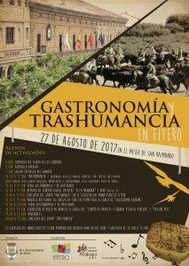 Gastronomía y Trashumancia definitivo @ Ayuntamiento de Fitero